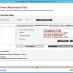 s driver automation tool