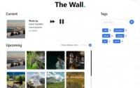 s the wall