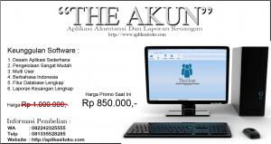 Software Akuntansi dan Laporan Keuangan