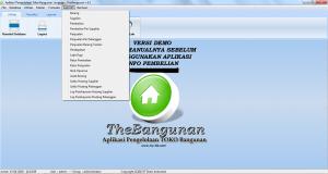 Software Toko Bangunan