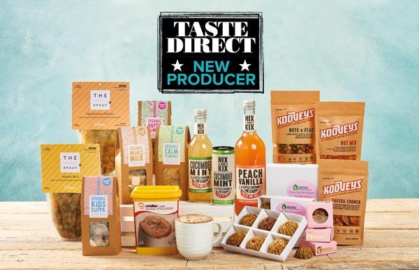 Taste Direct New Producer