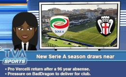 231: New Serie A season draws near