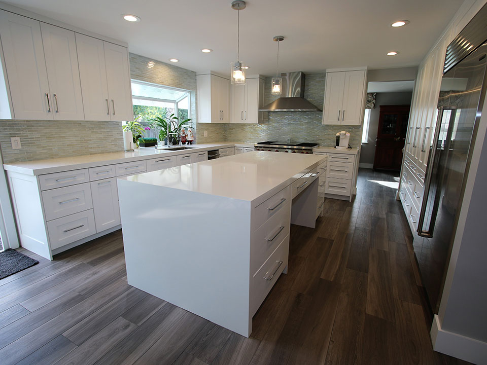 A Modern Kitchen Amp Home Remodel And Master Bedroom