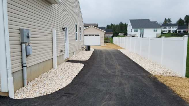 permeable driveway in Lancaster, PA