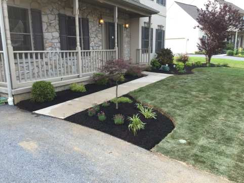 landscape design in lebanon pa