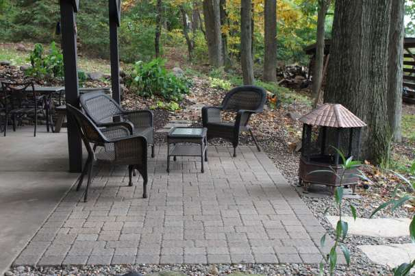 permeable patio in Lancaster, PA