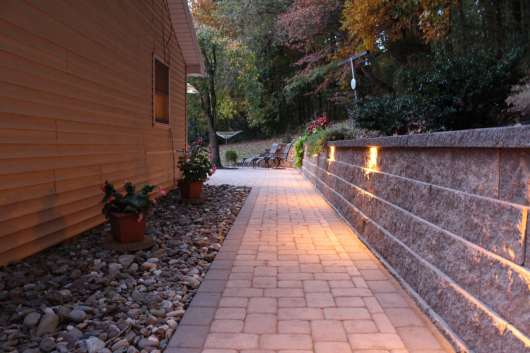outdoor Kichler lighting in Lancaster, PA