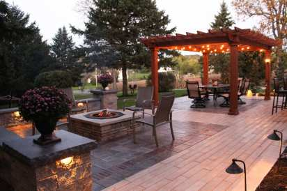 custom wooden pergolas in lebanon pa