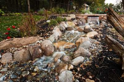 outdoor water features in lebanon pa