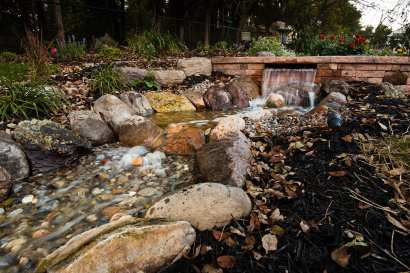 outdoor water features in lancaster pa