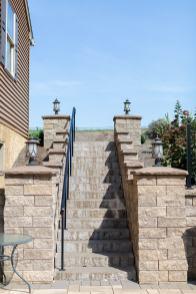 Walls, Pillars, & Steps