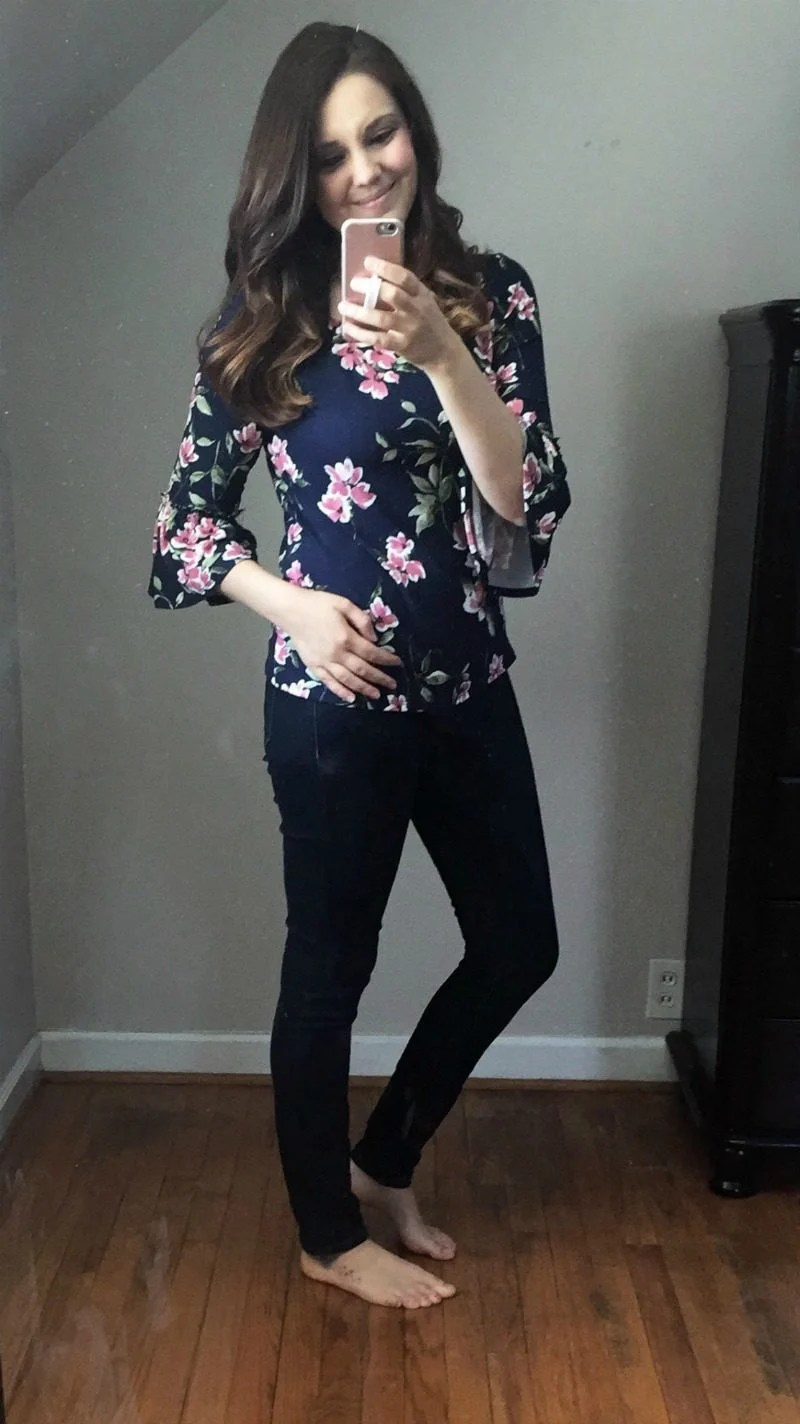 Nine Britton Peralta Bell Sleeve Knit Top, stitch fix outfits, stitch fix spring, stitch fix summer, stitch fix outfits spring, stitch fix reveal, stitch fix review, stitch fix review recent, stitch fix review 2018, #stitchfix #stitchfixspring #stitchfixreview