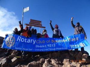 Rotary Club of Nairobi East Mount Kenya