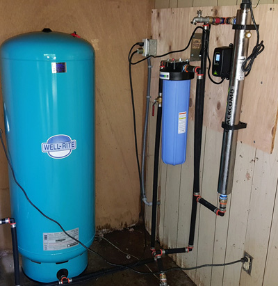 Water Treatment and Conditioning