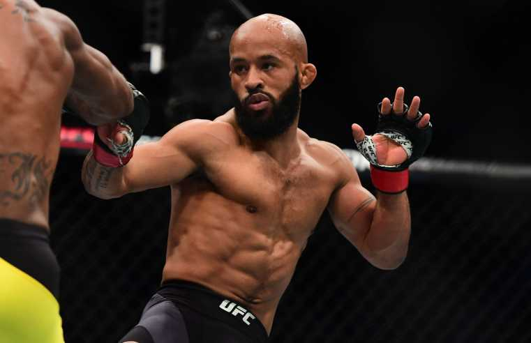 Demetrious Johnson Won't Have Matt Hume In His Corner In ONE
