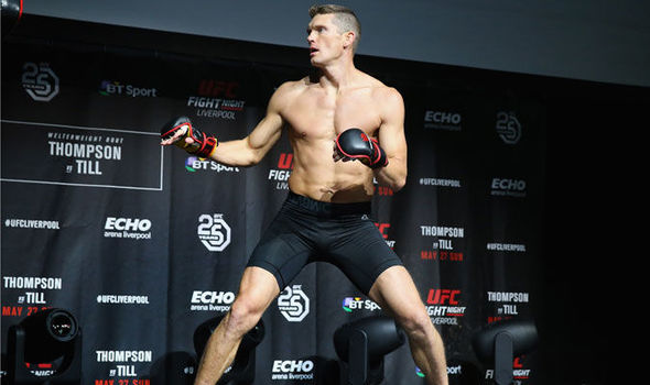 Stephen Thompson Responds To Anthony Pettis' Call Out