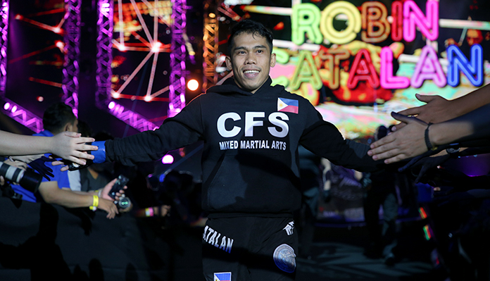 Robin Catalan Aims For a Knockout in First Bout of 2019