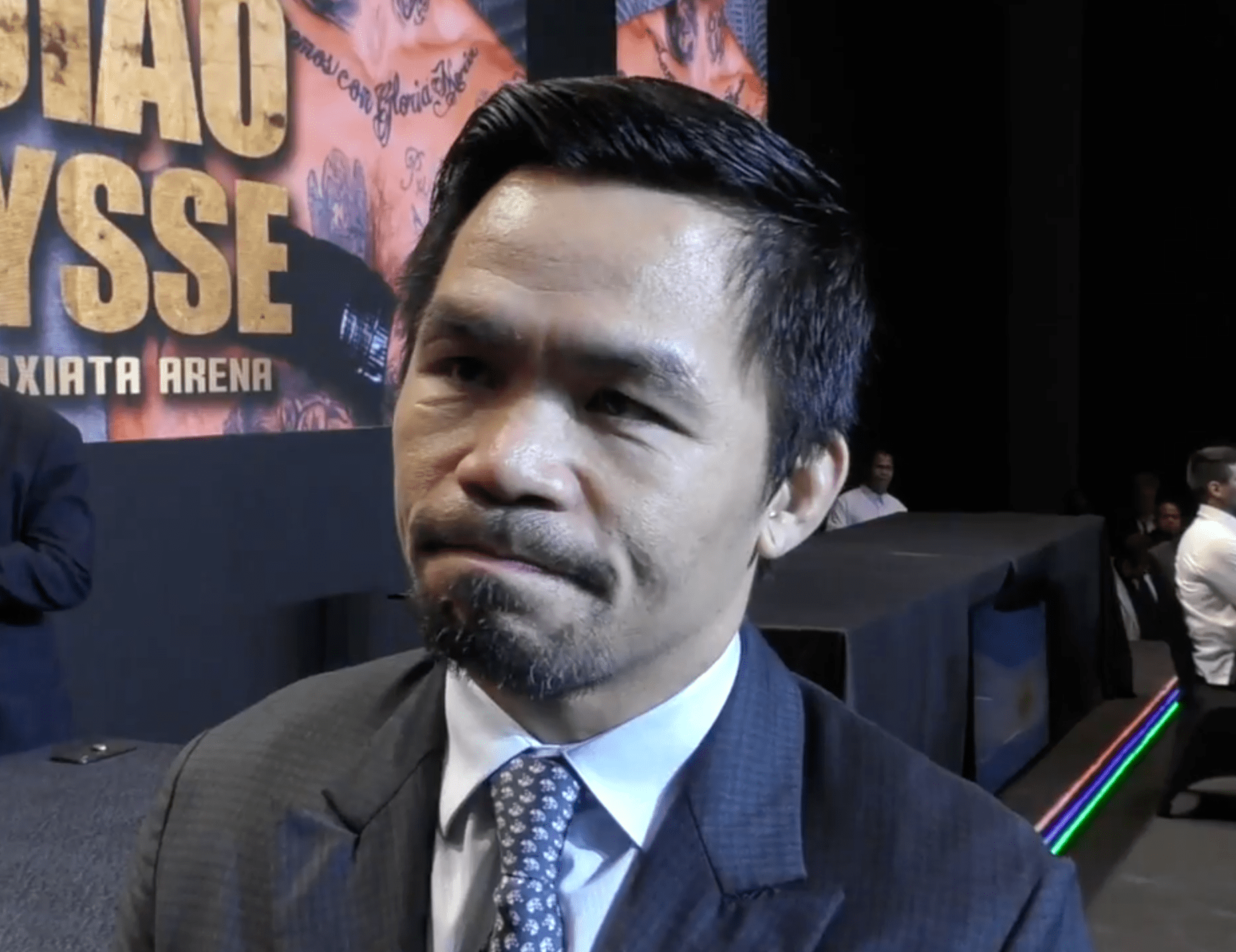 Pacquiao: I Can Beat Mayweather
