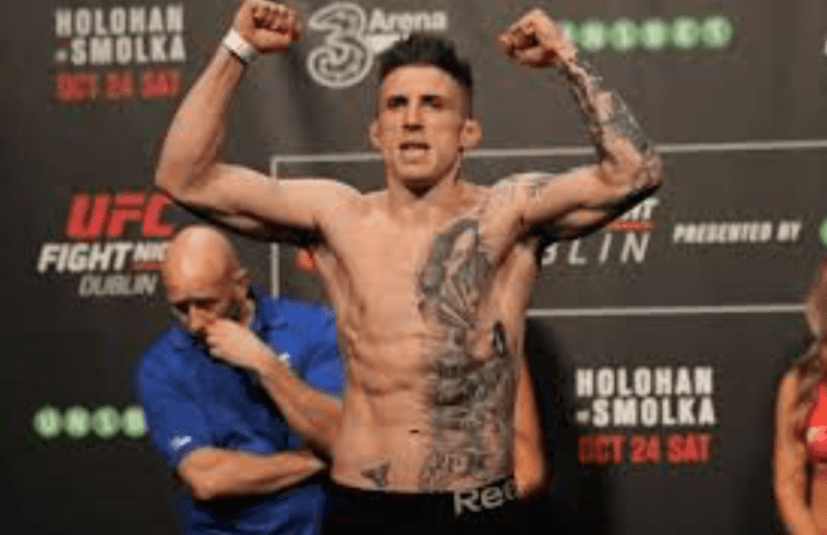Norman Parke Quits MMA