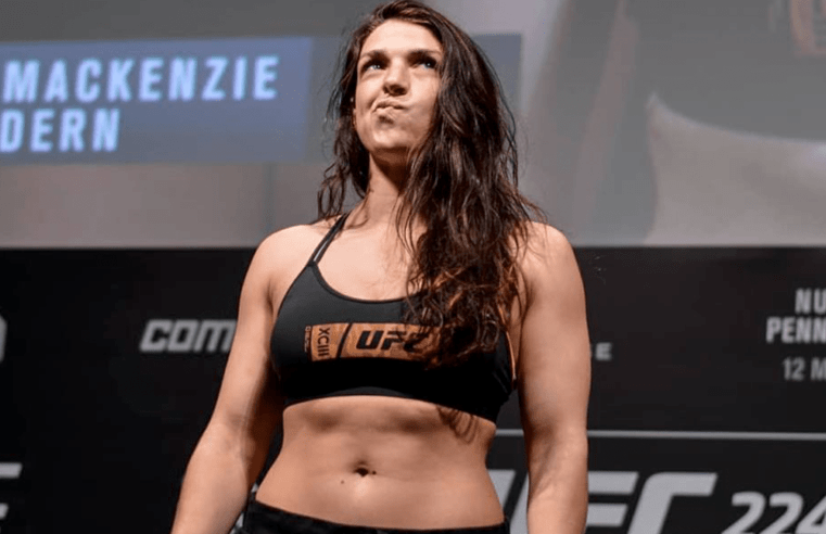 Mackenzie Dern Decides To Stay At Strawweight