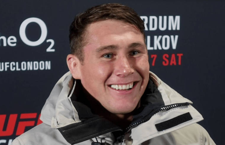Darren Till Wants Conor McGregor Next