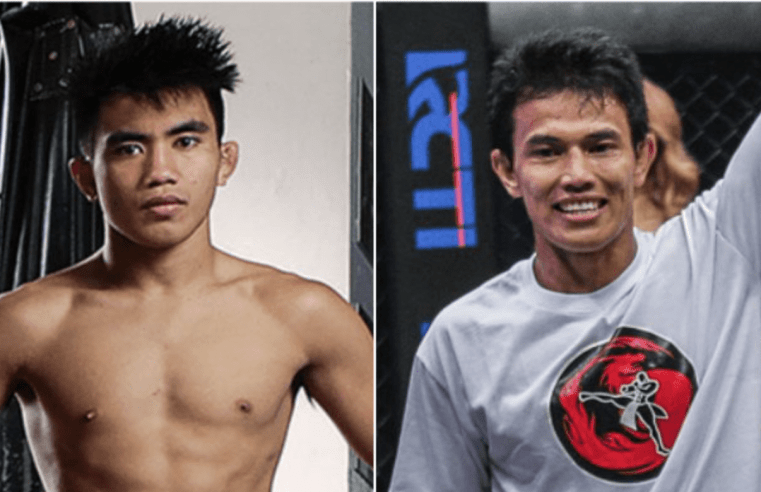 Joshua Pacio & Edward Kelly ONE: Eternal Glory Post Fight Interviews