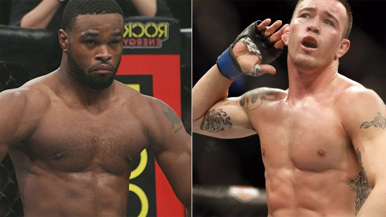 Woodley Would Rather Not See Covington vs Till