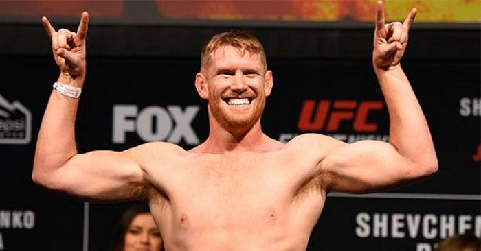 Sam Alvey Comes In On Short Notice Again At UFC 234