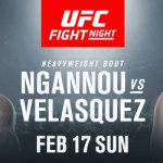 Announced Fight Card For UFC Fight Night's Debut On ESPN