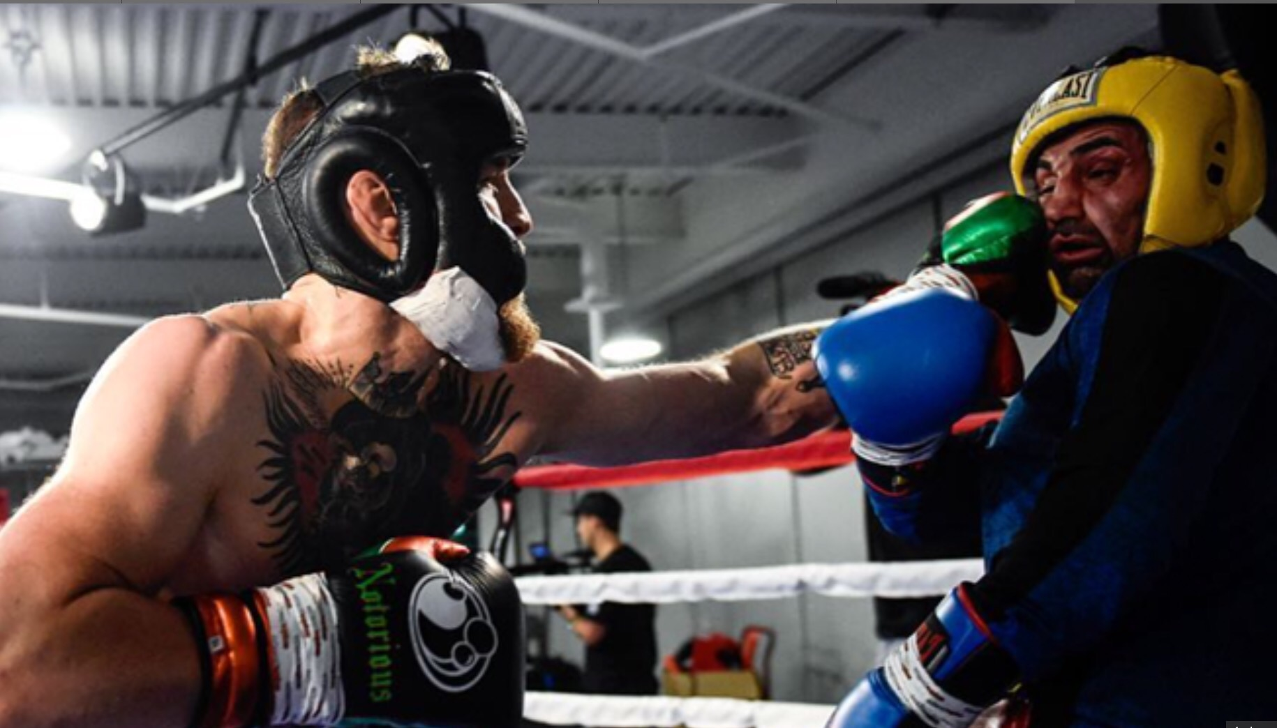 Rumour: Conor McGregor Eyeing Return To Boxing For Grudge Match