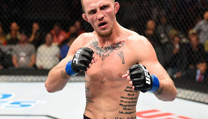Jason Knight Released From UFC