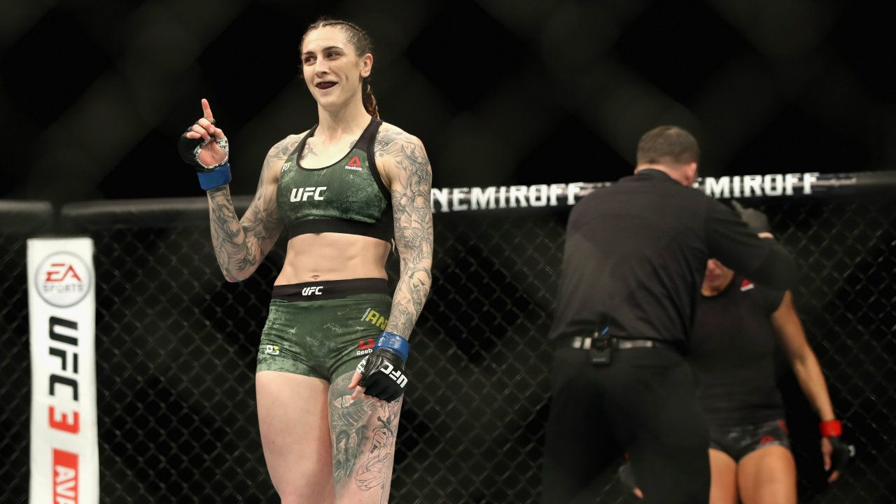 Megan Anderson Is Happy To Give Cat Zingano A Rematch