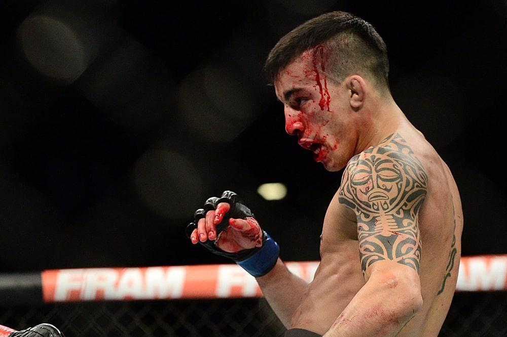 Thomas Almeida vs Marlon Vera Added To UFC 235