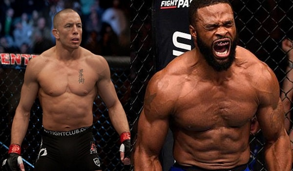 Tyron Woodley Says He Tried To Fight GSP Several Times