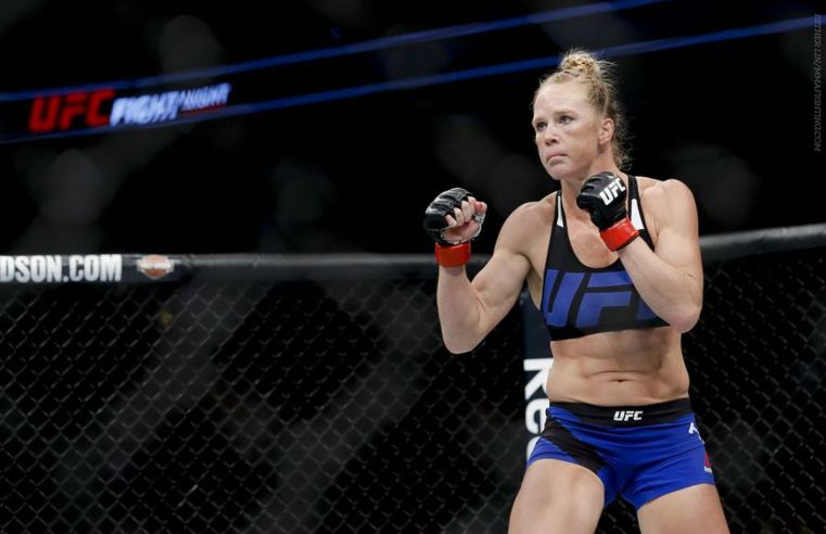 Holly Holm Breaks Silence After UFC 239 Loss