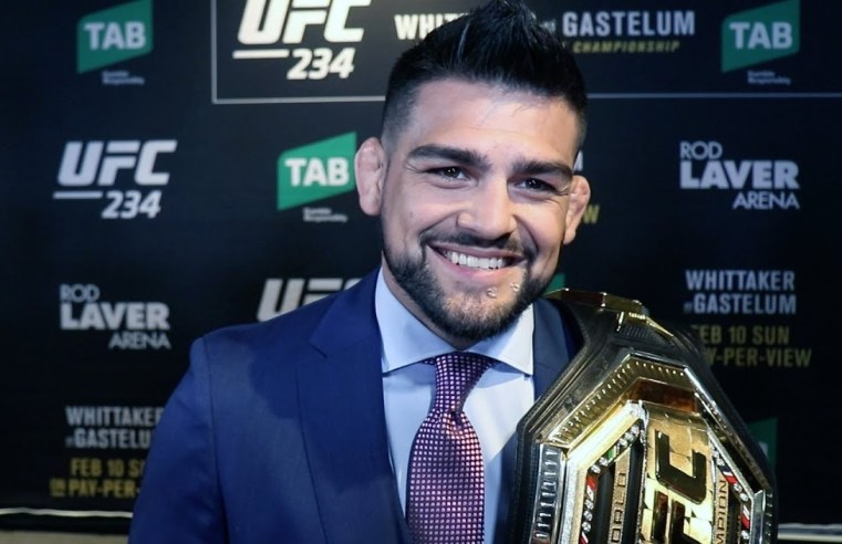 Kelvin Gastelum Warns About Repercussions Of Conor-Khabib Rivalry