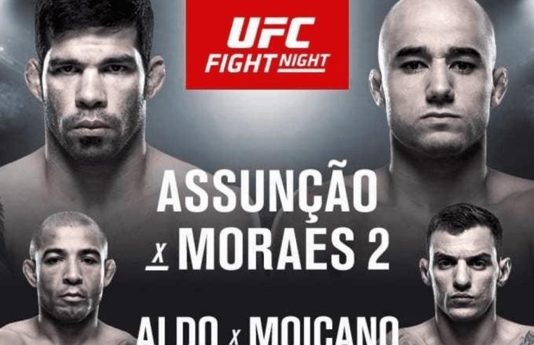 UFC Fortaleza Results