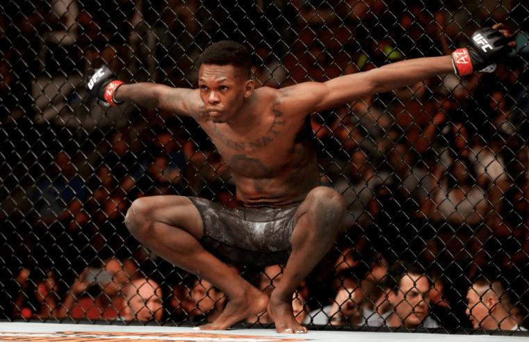 UFC: Israel Adesanya Responds To Yoel Romero And Jon Jones