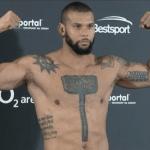 UFC Prague Weigh-In Results