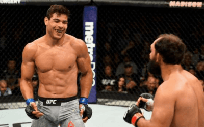 Paulo Costa Explains Why He Turned Down Romero And 'Jacare' Fights