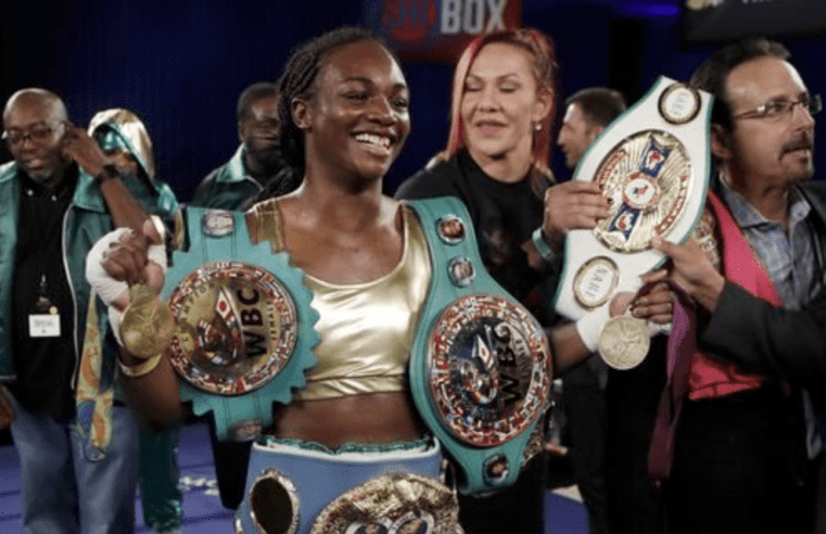 Claressa Shields Plans To Make MMA Debut In 2020