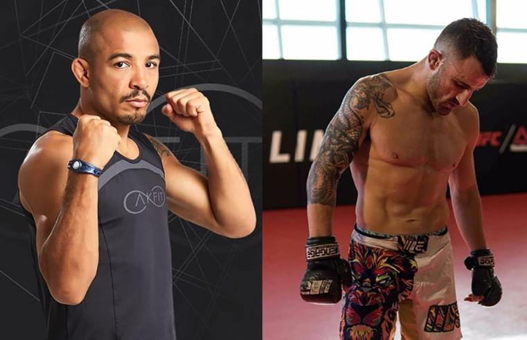 Jose Aldo vs Alex Volkanovski In The Works