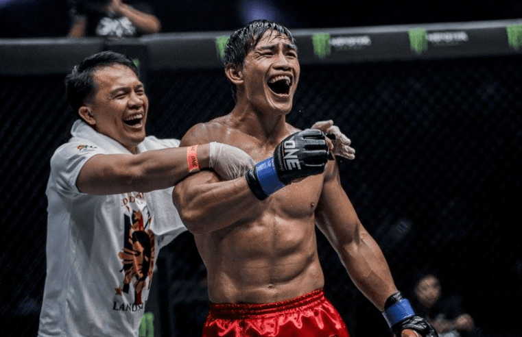 Eduard Folayang Is Predicting A Submission Win Over Shinya Aoki