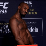 UFC 235 Weigh-in Results