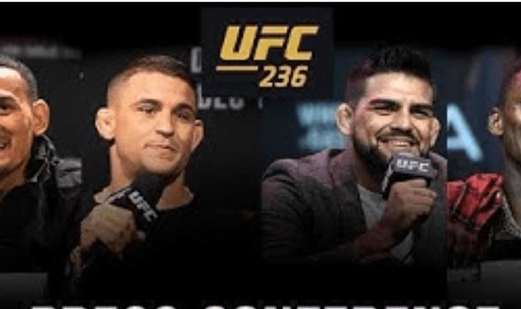 UFC 236 Pre-Fight Videos