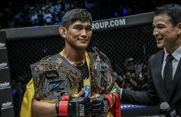 Aung La N Sang Believes He'll Finish Brandon Vera Inside Three Rounds