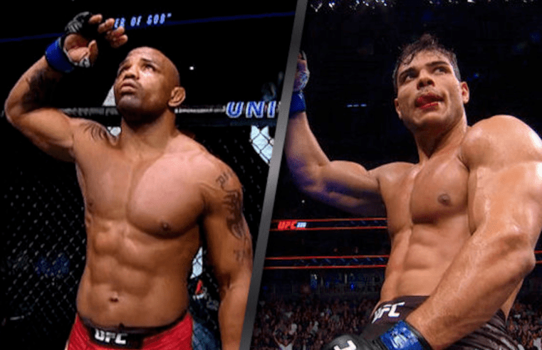 Yoel Romero Vs Paulo Costa Added To UFC 241 – Report