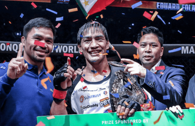 Eduard Folayang Says It's An Honour To Face Shinya Aoki Again