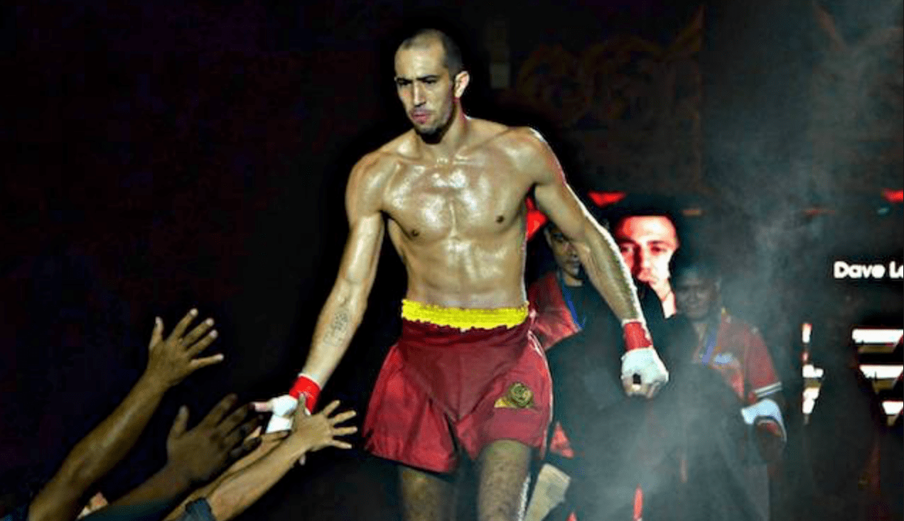 Lethwei World Champion Dave Leduc Signs With The WLC