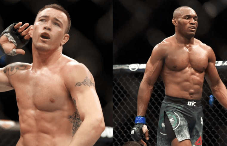 Colby Covington Says He Will KO Kamaru Usman At UFC 245